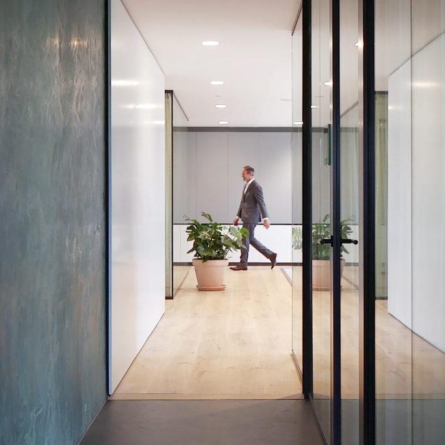 Architectuurvideo DZAP kantoor interieur | Architectuur video