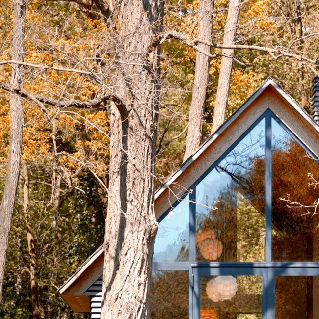Architectuurvideo Tiny house | Architectuur video