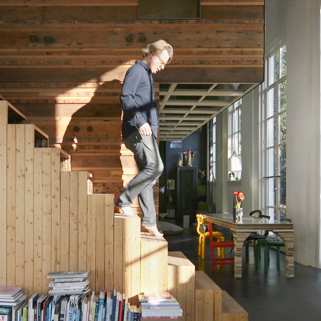 Architectuurvideo kunstenaar Rolf Bruggink | Architectuur video